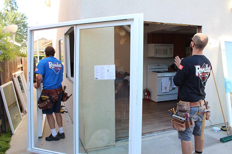 Patio Door Installation | The Inland Empire